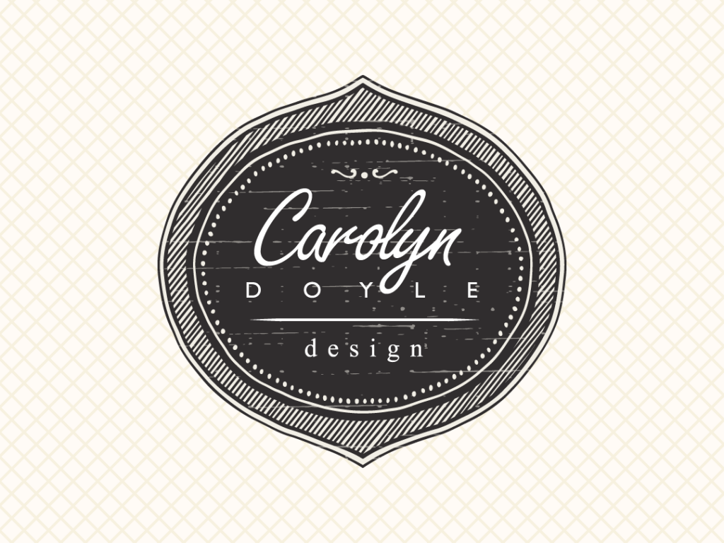 Carolyn Doyle Design – Branding