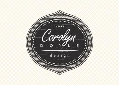 Carolyn Doyle Design – Branding