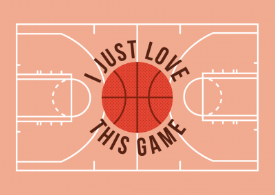 I Just Love This Game – Motion Graphics