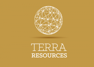 Terra Resources – Logo Design