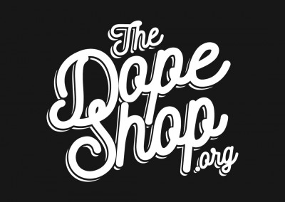 The Dope Shop – Logo Design