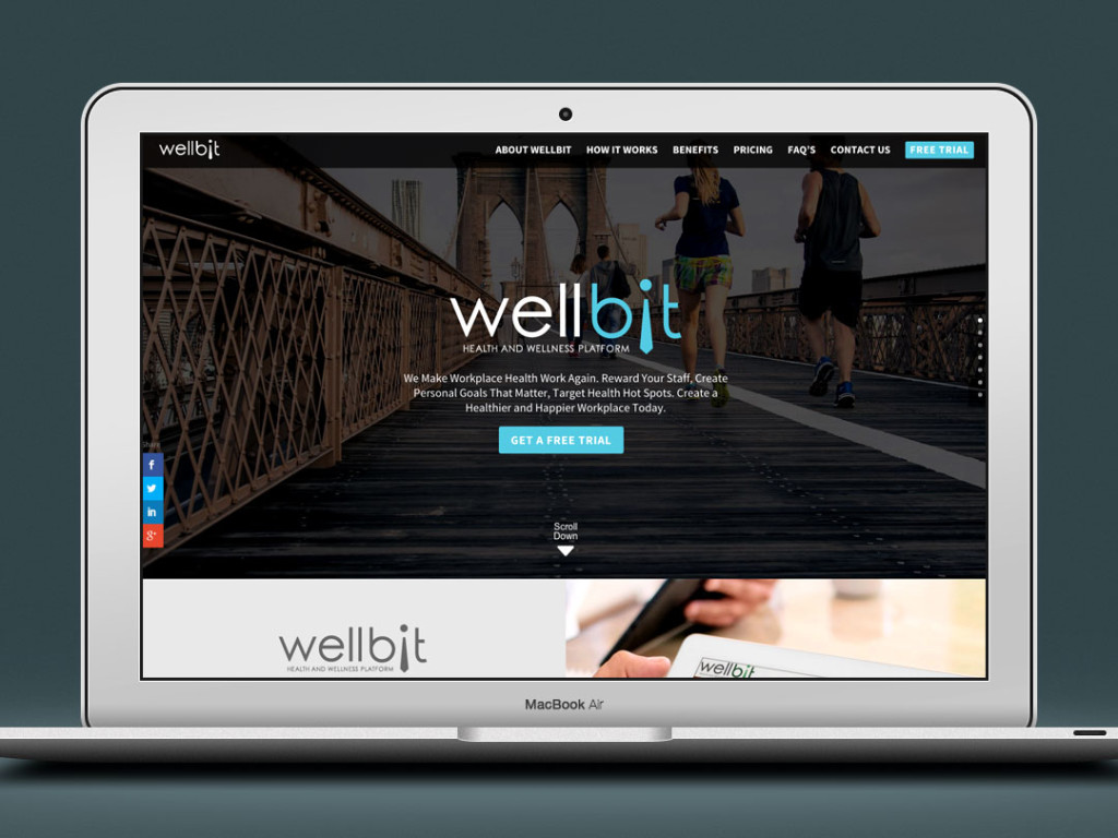 Wellbit – Web Design