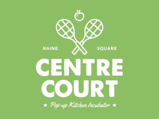 Centre Court – Logo Design