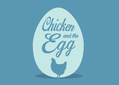 Chicken and the Egg – Logo Design