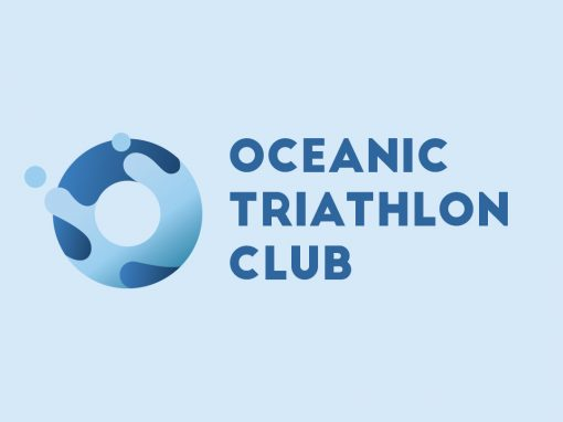 Oceanic Triathlon Club – Logo Design