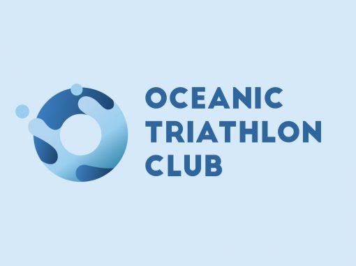 Oceanic Triathlon Club – Logo Design