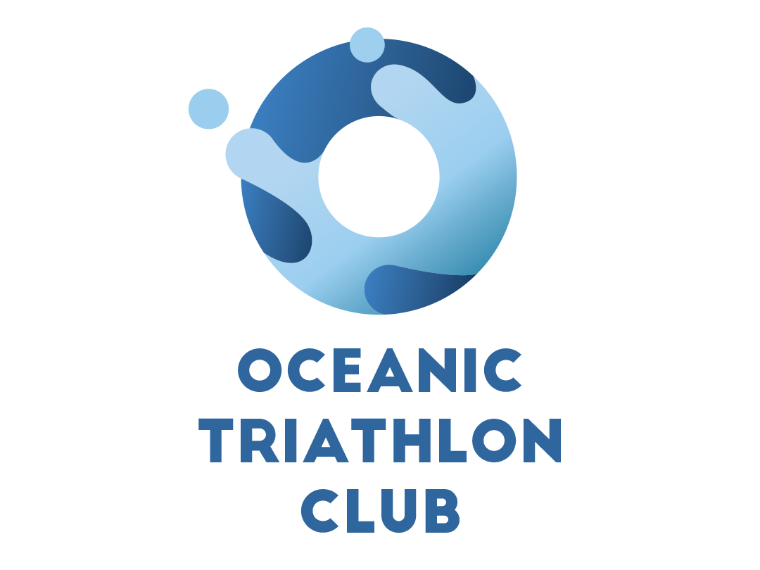 oceanic triathlon club � logo design colmdoylecom